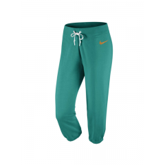 Капри женские NIKE CLUB CAPRI-LARGE SWOOSH