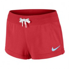 Шорты женские Nike CLUB SHORT-LARGE SWOOSH   89 - фото