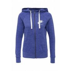 Толстовка женская Nike NIKE GYM VINTAGE FZ HOODIE 23
