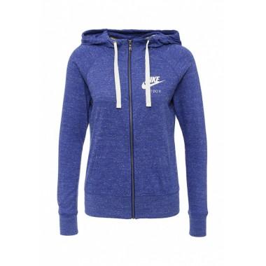 Толстовка женская Nike NIKE GYM VINTAGE FZ HOODIE 23 - описание, характеристики, отзывы