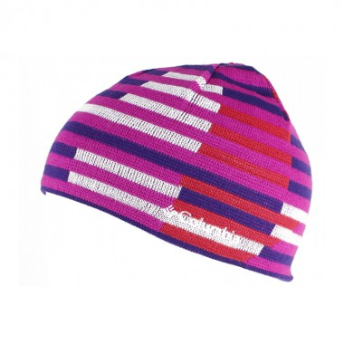 Шака Columbia Toddler/Youth Urbanization Mix Beanie розовый - фото №1