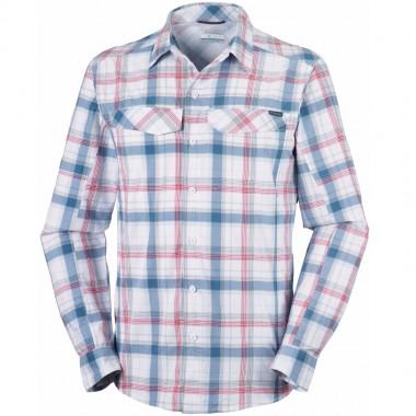 Рубашка мужская Columbia SILVER RIDGE PI  5