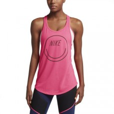 Майка женская Nike DRY TADB SMILE GYM   85 - фото