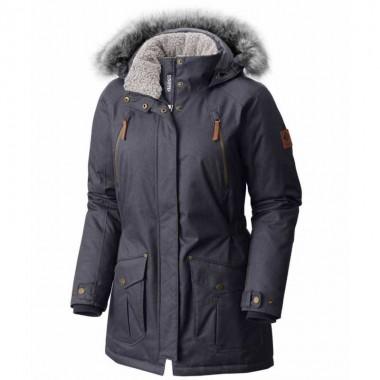 Куртка  жіноча Columbia Barlow Pass 550 TurboDown™ Women's Down Jacket  - опис, характеристики, відгуки