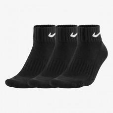 Носки Nike 3PPK Value Cotton Quarter