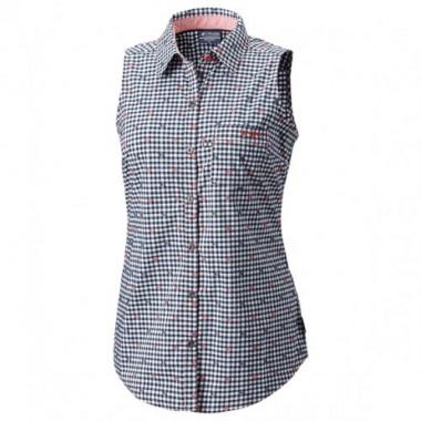 Рубашка женская Super Harborside™ Woven Sleeveless Shirt 175 - описание, характеристики, отзывы