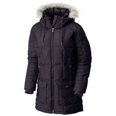 Куртка женская пуховая COLUMBIA DELLA FALL  black - описание, характеристики, отзывы