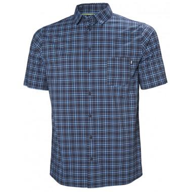 Рубашка Helly Hansen FJORD QD SS SHIRT  185 - описание, характеристики, отзывы