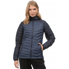 Куртка женская Columbia Powder Lite™ Hooded Jacket тёмно-синий