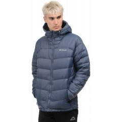 Куртка пуховая мужская Columbia Centennial Creek™ Down Hooded Jacket