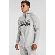 Чоловіча товстовка Under Armour  BASELINE FULL ZIP HOODIE