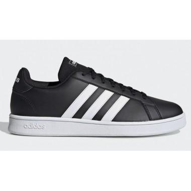 Кроссовки мужские Adidas Grand Court Base - описание, характеристики, отзывы