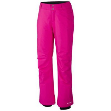 Брюки женские Columbia Bugaboo Pant розовый 86 - описание, характеристики, отзывы