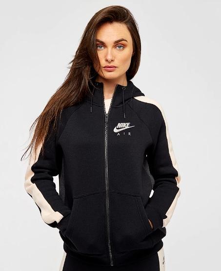029d71aa951 Толстовка женская W NSW RALLY HOODIE FZ AIR  Мы работаем с официальными  производителями спортивной одежды.